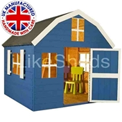 Dutch Barn Playhouse 6ft x 6ft