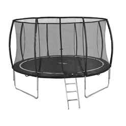 **PRE ORDER DUE IN END APRIL** INSTALLED 14ft Telstar Vortex Trampoline Set Including Cover + Ladder -  INCLUDES INSTALLATION