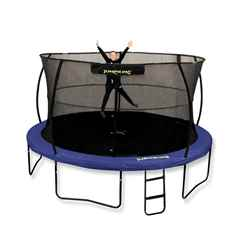 PRE ORDER - OUT OF STOCK 14FT Jump King JumpPOD Deluxe Trampoline Including Ladder