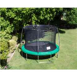 PRE ORDER - OUT OF STOCK  14ft Jump King JumpPOD Classic Trampoline