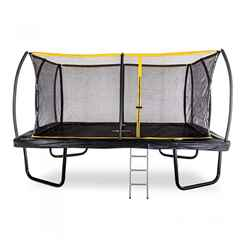 INSTALLED 12ft x 12ft Telstar ELITE Rectangle Trampoline Package INCLUDING INSTALLATION