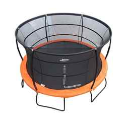 INSTALLED 15ft Telstar Jump Capsule DELUXE MK 3 with DELUXE Stay Safe Enclosure - FREE Cover and Ladder - Free Express Delivery 48hr (Mon - Fri) - INCLUDES INSTALLATION