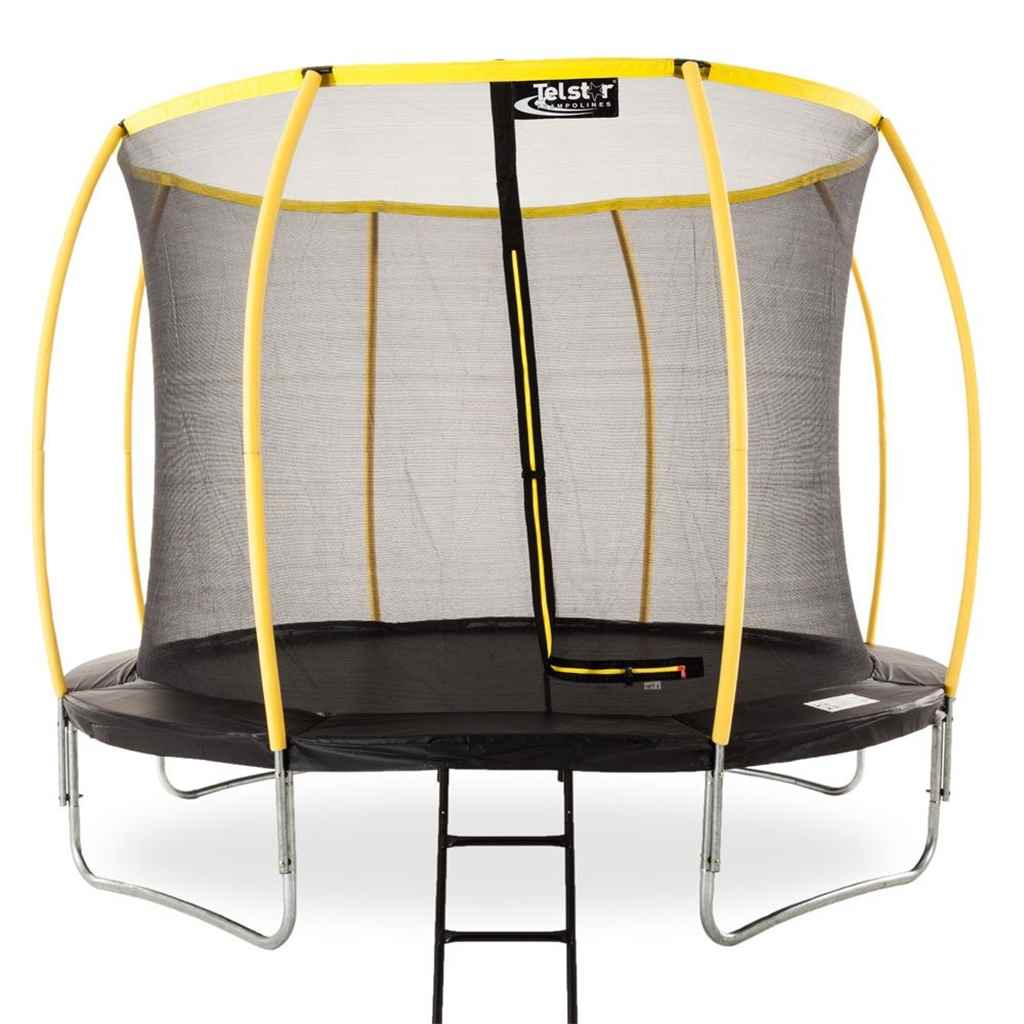 8ft Telstar Orbit Trampoline And Enclosure Package With